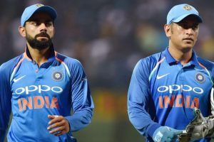 Here Is What Virat Kohli Has To Say About Relationship Between Him & MS Dhoni