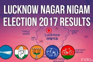 Lucknow-Nigam-Election-2017-Results