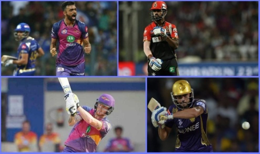 IPL 2018: Top 10 Most Expensive Players Buys