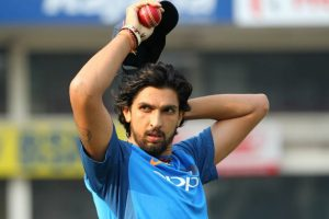 Bouncer Ishant Sharma took five wickets in County Cricket Match for Sussex