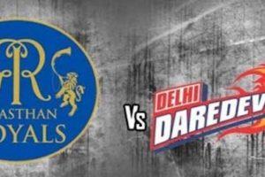IPL 2018 – Rajasthan Royals vs Delhi Daredevils 6th Match