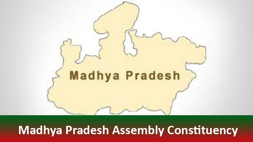 List of Madhya Pradesh Assembly Constituencies
