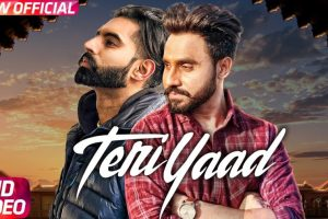 TERI YAAD Video Song with Lyrics | GOLDY DESI CREW Feat PARMISH VERMA