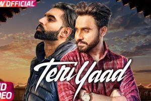 TERI YAAD Video Song with Lyrics | GOLDY DESI CREW Feat PARMISH VERMA