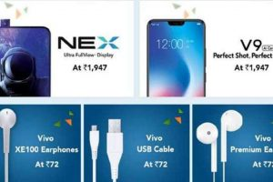 Vivo Nex Independence Day सेल: The phone worth 45000 rupees is less than Rs 2000