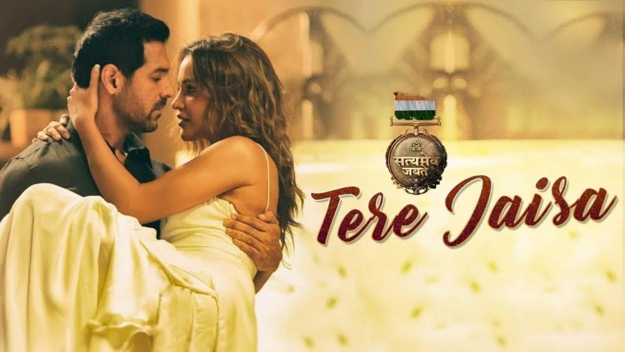 Tere Jaisa Video Song SATYAMEVA JAYATE | Arko | Tulsi Kumar | John Abraham | Aisha Sharma