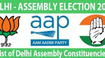 Delhi Assembly Election 2020
