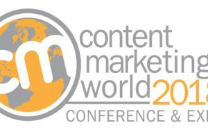 Content Marketing World – 4th to 7th September 2018