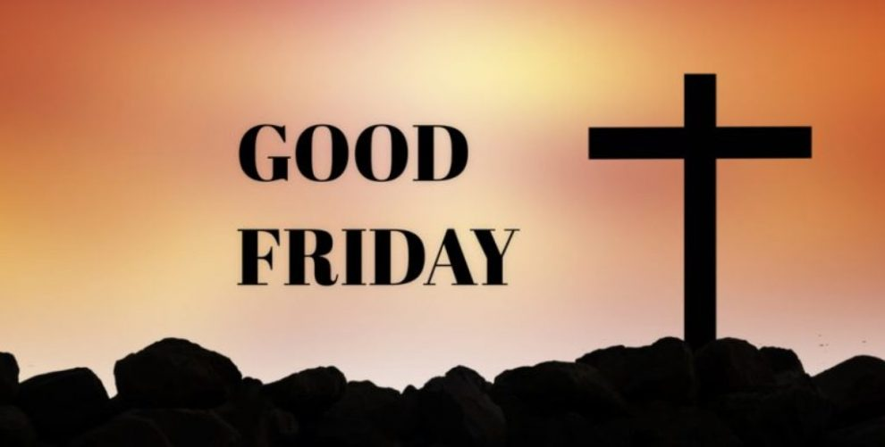 Good Friday in 2018 : Best Wishes Image, Date