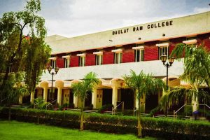 Daulat Ram College : Complete List of Courses, Fees, Faculty, Cut Off and Contact