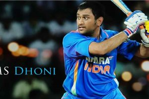 dhoni records