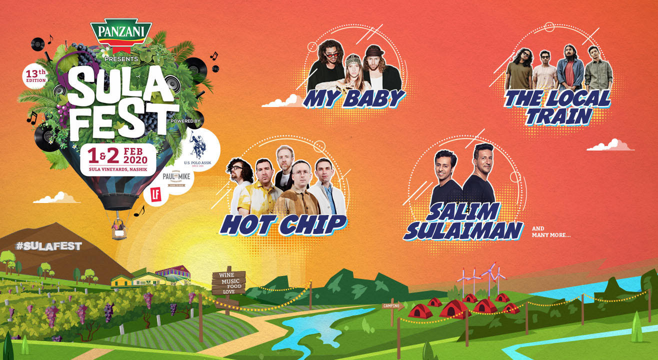 Sula Festival Nashik 2020